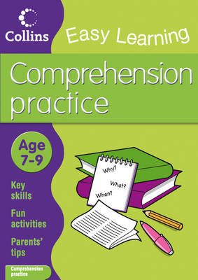 Easy Learning Comprehension Ages 7-9 by Collins Easy Learning