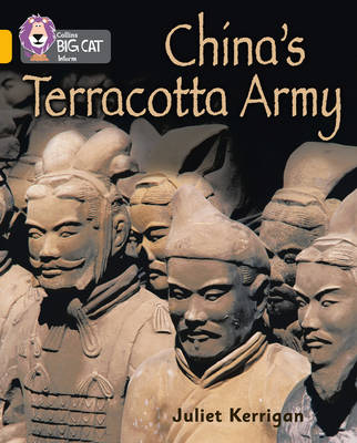 Collins Big Cat: Terracotta Army: Band 09/Gold by