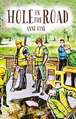 Read on Hole in the Road by Anne Fine