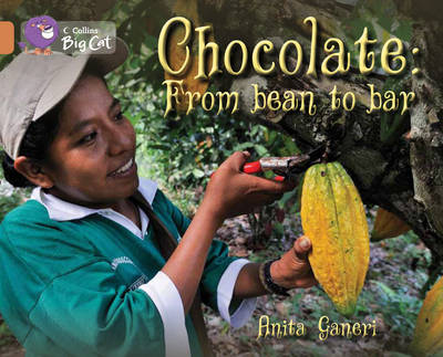 Chocolate: From Bean to Bar Band 12/Copper by Anita Ganeri
