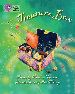 Collins Big Cat Treasure Box: Band 15/Emerald by Pauline Stewart