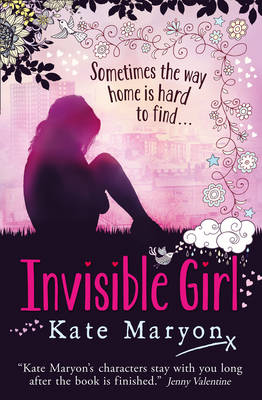 The Invisible Girl by Kate Maryon