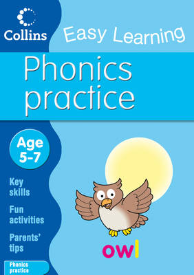 Phonics Age 5-7 by Collins Easy Learning