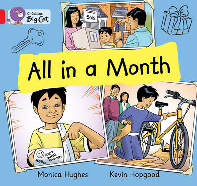All in a Month Workbook by