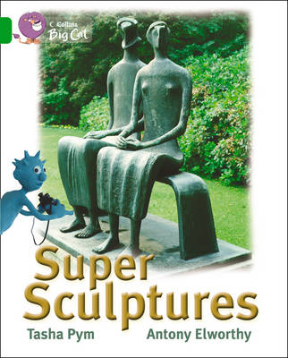 Super Sculptures Workbook by