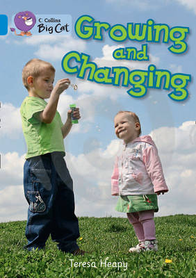 Growing and Changing Workbook by