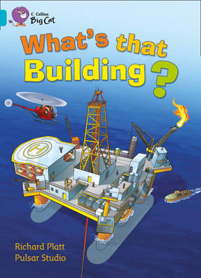 What's That Building? Workbook by