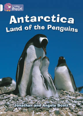 Antarctica: Land of the Penguins Workbook by