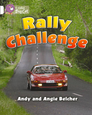 Rally Challenge Workbook by