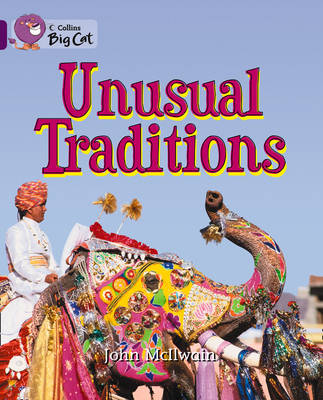 Unusual Traditions Workbook by