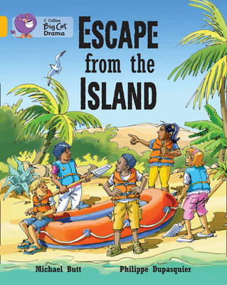 Escape from the Island Workbook by