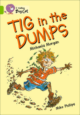 Tig in the Dumps Workbook by