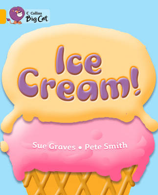 Ice Cream Workbook by