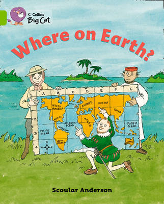 Where on Earth? Workbook by