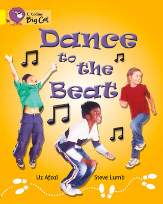 Collins Big Cat Dance to the Beat Workbook by