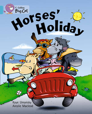Horses' Holiday Workbook by