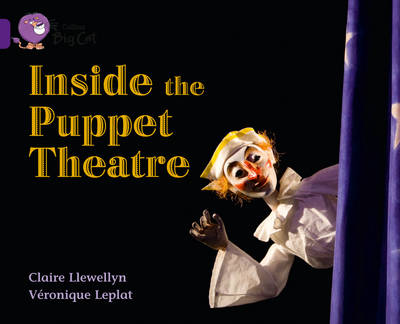 Inside the Puppet Theatre Workbook by