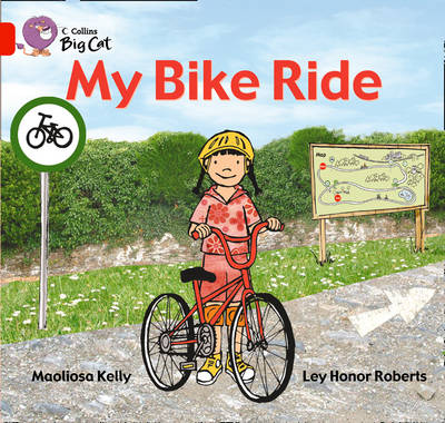 My Bike Ride Workbook by