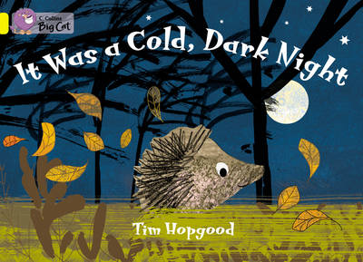 It Was a Cold Dark Night Workbook by