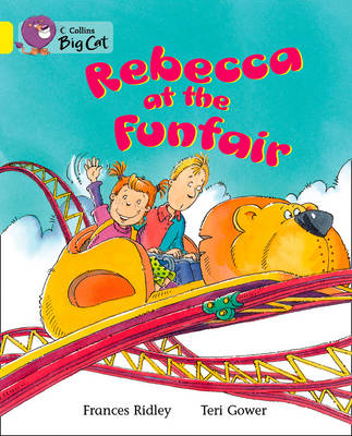 Rebecca at the Funfair Workbook by
