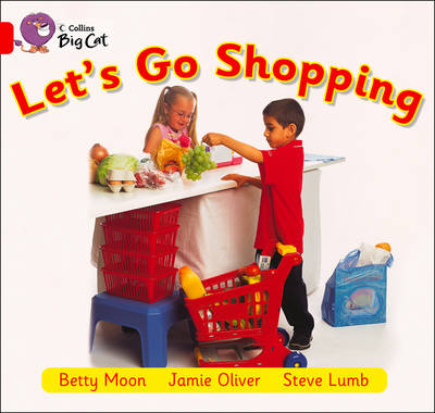 Let's Go Shopping Band 02b/Red B by Betty Moon, Steve Lumb