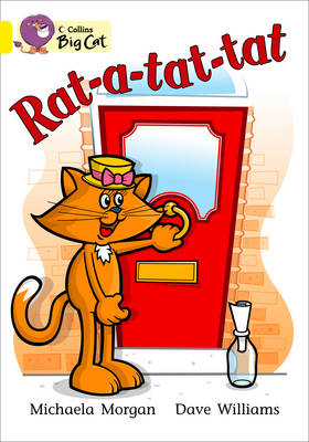 Rat-a-tat-tat Band 03/Yellow by Michaela Morgan
