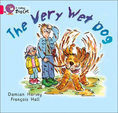 The Very Wet Dog Workbook by