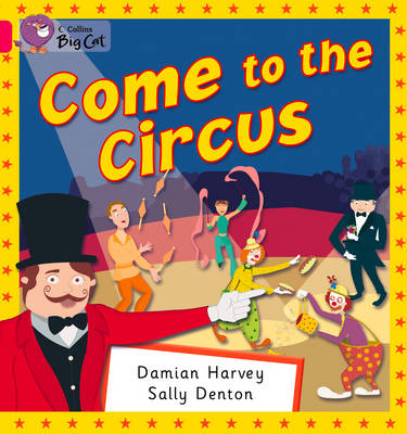 Come to the Circus Workbook by