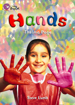 Hands Band 03/Yellow by Thelma Page