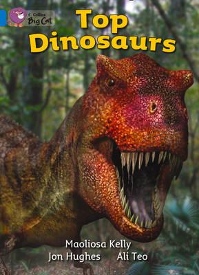 Top Dinosaurs Band 04/Blue by Ali Teo, Jon Hughes