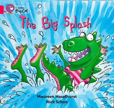 The Big Splash Band 01b/Pink B by Maureen Haselhurst