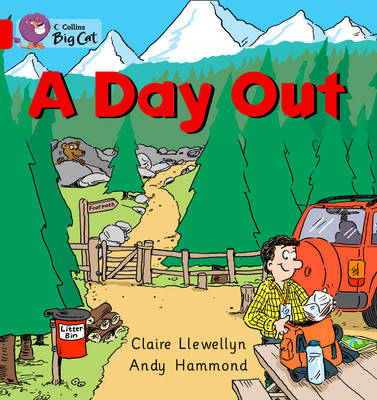 Collins Big Cat A Day Out Workbook by