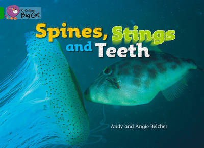 Spines, Stings and Teeth: Band 05/Green by Angie Belcher, Andy Belcher