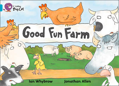 Good Fun Farm Band 07/Turquoise by Ian Whybrow