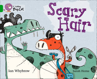 Collins Big Cat Scary Hair Workbook by
