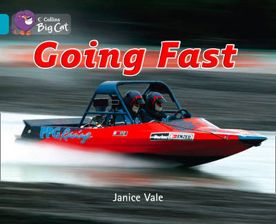 Going Fast Workbook by