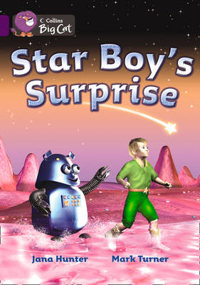 Star Boy's Surprise (purple) Workbook by