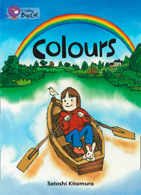 Colours Workbook by