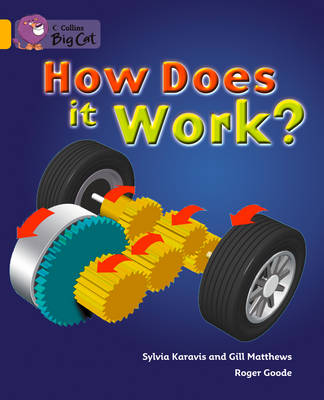 Collins Big Cat How Does it Work? Workbook by