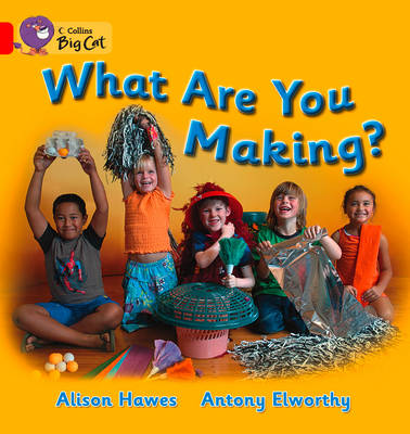 What are You Making? Workbook by