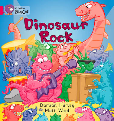 Dinosaur Rock Workbook by