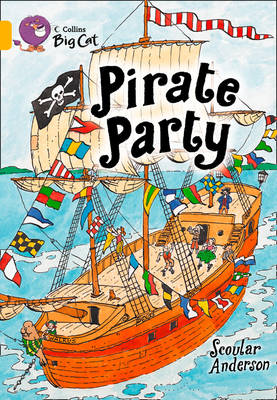 Pirate Party Band 09/Gold by Scoular Anderson