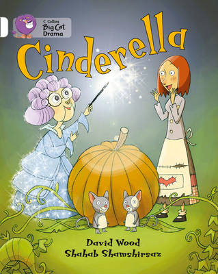 Cinderella Band 10/ White by David Wood, Shahab Shamshirsaz