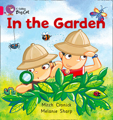 In the Garden: Band 01a/Pink A by Mitch Cronick