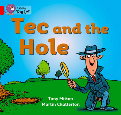 Tec and the Hole Band 02a/Red A by Tony Mitton