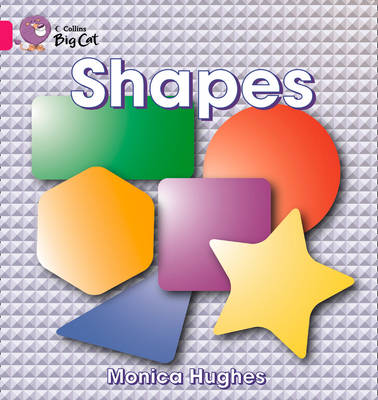 Shapes Band 01a/Pink A by Monica Hughes