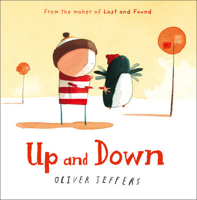 Up and Down (Mini Hardback Edition) by Oliver Jeffers