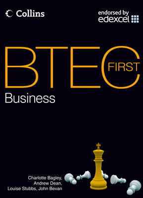 BTEC First Business Teacher Pack by Charlotte Bagley