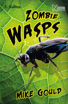 Zombie Wasps by Mike Gould, Natural History Museum