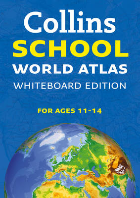 Collins School World Atlas by Collins Maps
